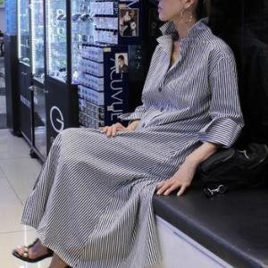 痩せて見える服を50代になって真剣に考えた!着膨れする冬に備えて