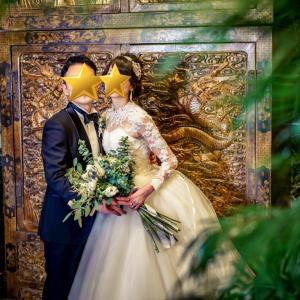 娘の結婚式から1年経ちました!