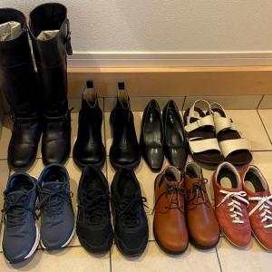シンプリストの靴事情!何足持っているか?