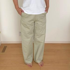 ズボンの裾がトイレの床に付くのを防ぐペチコートが優秀