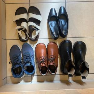 【シンプリストの靴】歩きやすくてお洒落な靴は?私の靴選びの基準