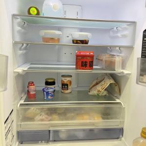 シンプリストのルーティン家事「冷蔵庫」