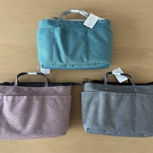 本当に欲しいバッグインバッグ作りました!
