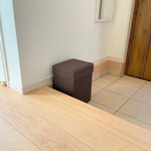 家具にもなる防災リュックとは?義母のために用意した物「椅子型リュック」