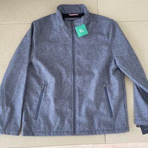 コストコで着瘦せしてみえるトミーフィルガーのジャケットを購入♬
