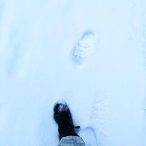 私の雪の日の必須アイテム!これ一つで歩行も安心「雪対策グッズ」