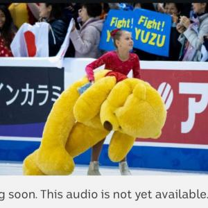 (訂正します)オーストラリアABCより。フィギュアスケートにおける愛と熱中