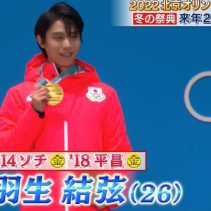 北京オリンピックSP。