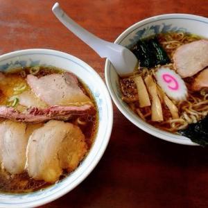 正統派の白河ラーメン☆麺しょう@福島県白河市