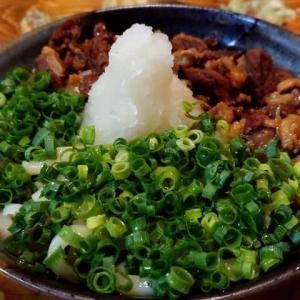 牛スジぶっかけが食べたくて☆さぬきうどん讃源@福島県白河市