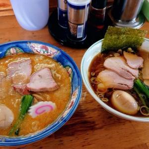 胡麻味中華が食べたくて☆手打中華 餐@福島県石川郡石川町