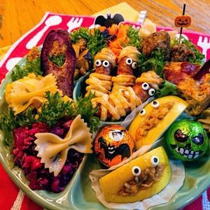 可愛すぎるハロウィンプレート☆ブルーミングカフェ@福島県白河市