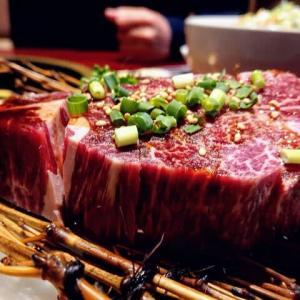 ギブミー肉☆炭火焼肉 牛 楽@福島県白河市