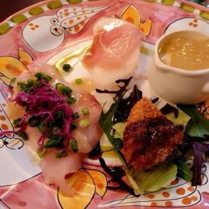 みんなで、イタリアーン☆イタリア食堂レ・ルーチェ@福島県白河市