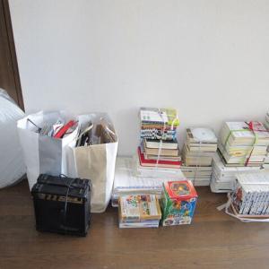 断捨離した本やゲームをリサイクルショップで売ってみた。