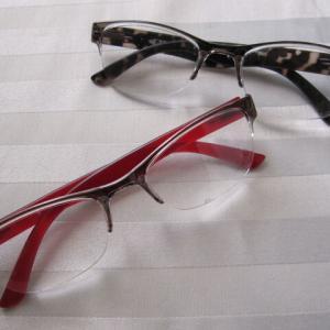 敬老の日のあれこれ。眼鏡型ルーペってどうよ?
