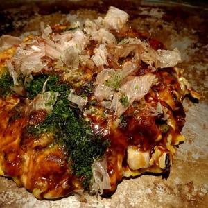 白浜町のお好み焼きの実力店の柔らかでトロッとした食感の生地が絶品の豚玉 和歌山県白浜町 キリンヤ