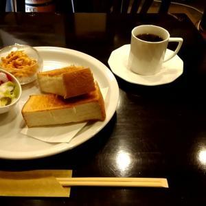 香り高くバランスの素晴らしいコーヒーのモーニングセット 和歌山市小松原通4丁目 オセロット