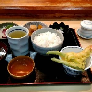 寿司店の土日もある内容充実の昼の定食の造り定食 和歌山県田辺市新万 だるま寿司