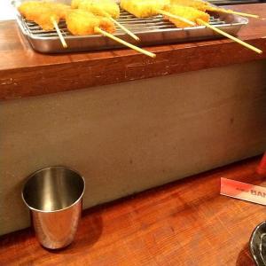 串カツとおでんのNEO居酒 和歌山市十二番丁 NEO居酒屋BANZAI