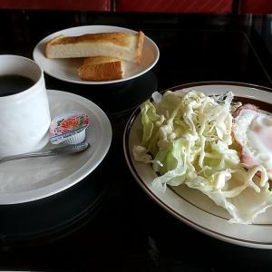 田辺市のグルメシティ明洋店斜め前にある喫茶店の美味しいコーヒーのモーニング 和歌山県田辺市上の山2丁目 喫茶 元街