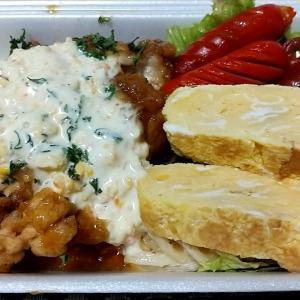 洋食店のかなり美味しいチキン南蛮弁当 神戸市中央区琴ノ緒町5丁目 港町MOTHER