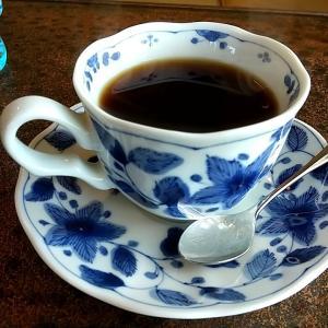 田辺市の喫茶店のホットコーヒー 和歌山県田辺市湊 喫茶ぴーす