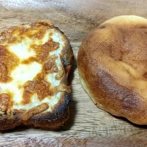 黒胡麻のパンのクロックムッシュ 神戸市中央区北長狭通(トアロード) ル・ディマンシュ