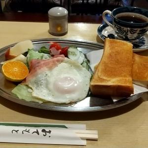 和歌山市で最も老舗の喫茶店のモーニング 和歌山市美園町2丁目 森永