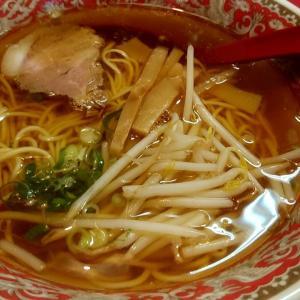 夜も各種定食があって賑わっている中華料理店のラーメンセット 和歌山県田辺市あけぼの 天津楼