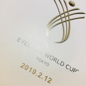 アイラッシュワールドカップにて|富士市マツエク|富士市美容室|
