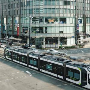広島市の都市交通 広電路面電車のLRT化の必要性 その2