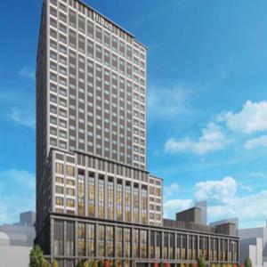 広島市の都市問題 ヒルトン広島民間誘導施設等整備事業計画に認定