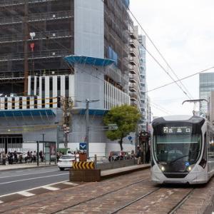 広島市の都市交通 広電路面電車のLRT化の必要性 その1