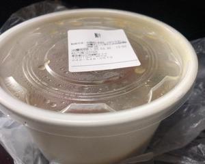 3月30日夕食(松のや 豚汁)