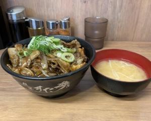 【新発売】伝説のすた丼屋 炭焼き牛ホルすた丼