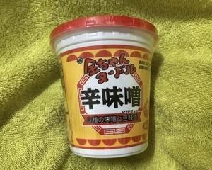 徳島製粉 金ちゃんヌードル辛味噌
