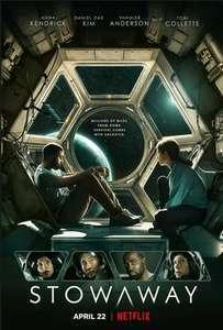 Netflix映画「密航者」感想ネタバレあり解説 宇宙空間で命の選択を迫られるSFドラマ。