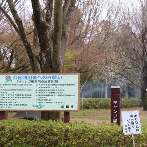 坂田ヶ池総合公園キャンプ場