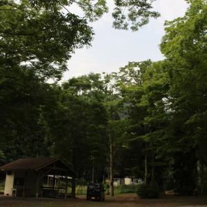 水之元キャンプ場
