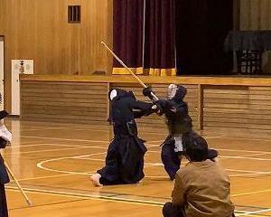 剣道稽古 20200222