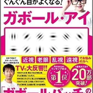 科学的に検証されている視力回復法「ガボールアイ」