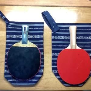 卓球ラケットケース製作