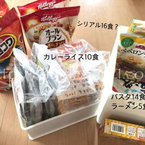 防災備蓄の見直し:食料品#1