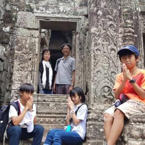 ToAsiaTravelカンボジア家族旅行おすすめモデルコース