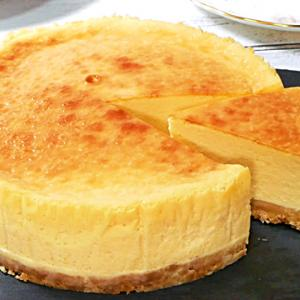 簡単!ニューヨークチーズケーキの作り方