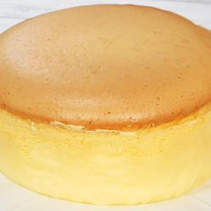 ふわふわスフレチーズケーキの作り方