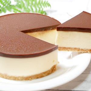 生チョコ濃厚レアチーズケーキ