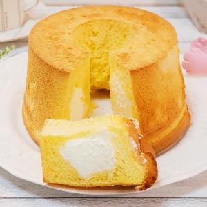 成功率99.9% 初めての生シフォンケーキの作り方
