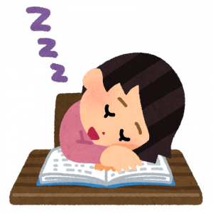 【診断士試験】早く起きると当然ながら眠くなる